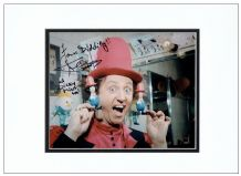 Ken Dodd Autograph Photo Signed